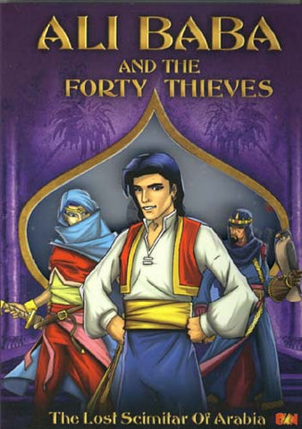 Ali Baba and the Forty Thieves DVD Movie