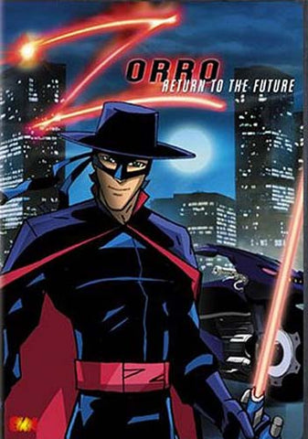 Zorro - Return to the Future DVD Movie