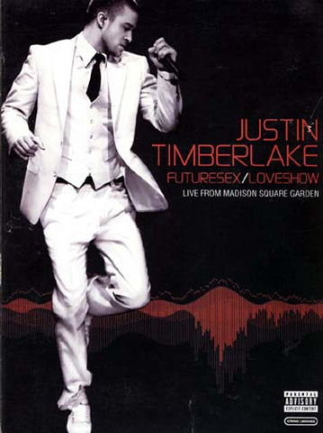 Justin Timberlake - Futuresex / loveshow - Live From Madison Square Garden DVD Movie