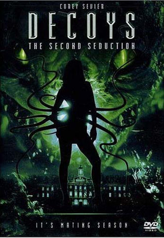 Decoys - The Second Seduction DVD Movie
