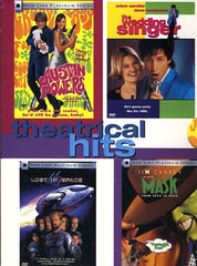 Theatrical Hits - Austin Powers/The Wedding Singer/Lost in Space/The Mask (Boxset)
