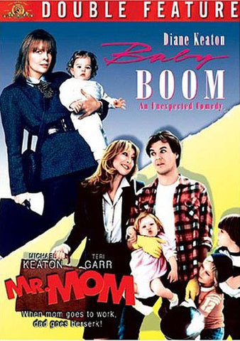 Baby Boom / Mr. Mom (Double Feature) DVD Movie