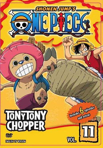 One Piece - Vol. 11 - Tony Tony Chopper DVD Movie