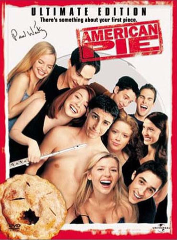 American Pie (Rated Ultimate Edition) DVD Movie