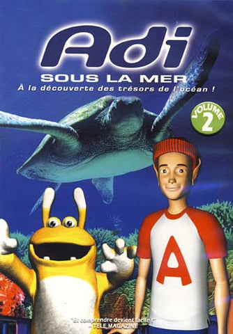 Adi - Sous La Mer,Volume - 2 DVD Movie