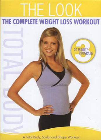 The Look - Complete Weight Loss Workout DVD Movie
