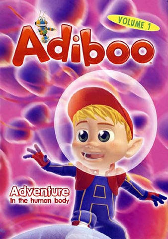 Adiboo - Adventure In The Human Body,Vol.1 DVD Movie