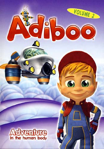 Adiboo - Adventure In The Human Body,Vol.2 DVD Movie