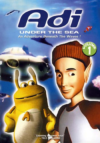 Adi - Under The Sea,Vol.1 (Bilingual) DVD Movie