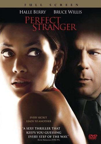 Perfect Stranger (Full Screen) DVD Movie