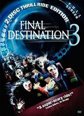Final Destination 3 (2-Disc Thrill Ride Edition) (Full Screen) (Bilingual) DVD Movie