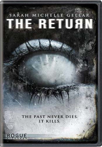 The Return (Sarah Michelle Gellar)(bilingual) DVD Movie