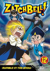 Zatch Bell! - Vol. 12 - Rumble in the Snow