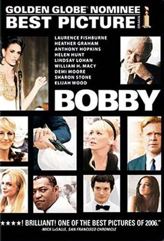Bobby (Full Screen) (Bilingual) DVD Movie