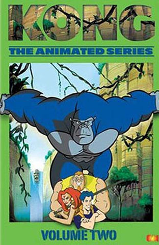 Kong - The Animated Series, Vol. 2 DVD Movie