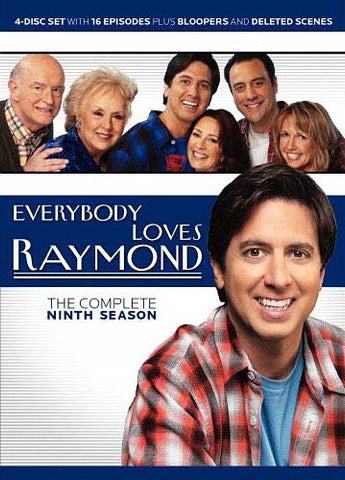 Everybody Loves Raymond - The Complete Ninth Season (Boxset) DVD Movie