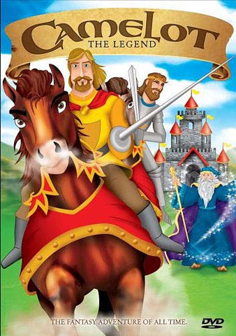 Camelot - The Legend DVD Movie