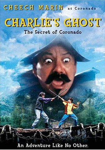Charlie's Ghost - The Secret of Coronado DVD Movie