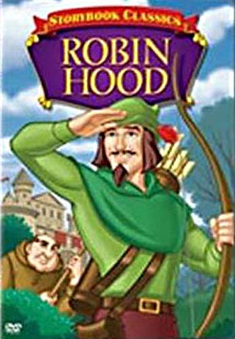 Robin Hood (A Storybook Classic) DVD Movie