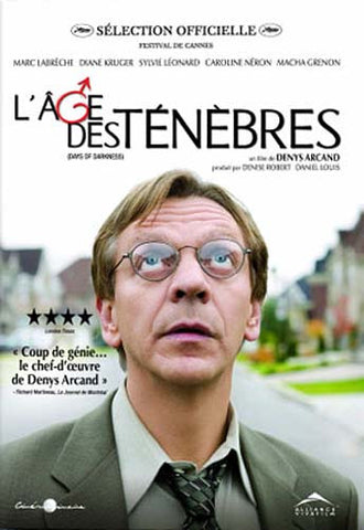 Days Of Darkness / L'Age Des Tenebres DVD Movie