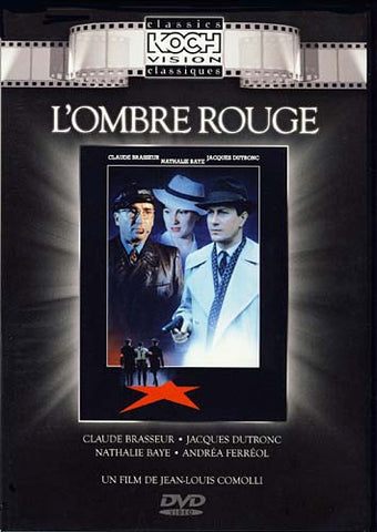L'Ombre rouge DVD Movie