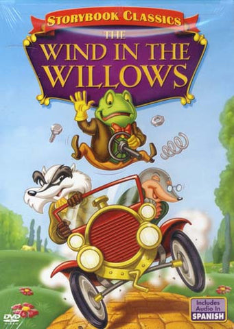 The Wind In The Willows - Storybook Classics DVD Movie