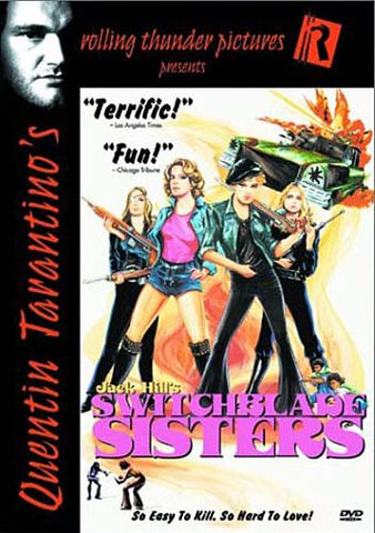 Switchblade Sisters DVD Movie