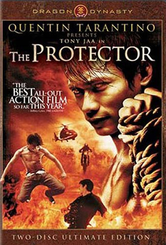 The Protector (Two-Disc Ultimate Edition)(Bilingual) DVD Movie
