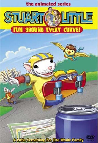 Stuart Little - Fun Around Every Curve (The Animated Series) DVD Movie