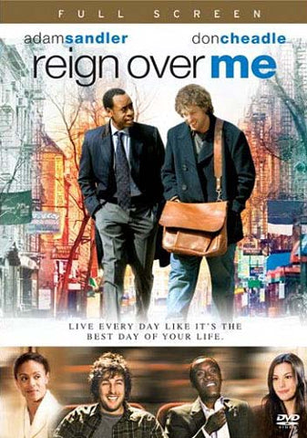Reign Over Me (Full Screen) DVD Movie
