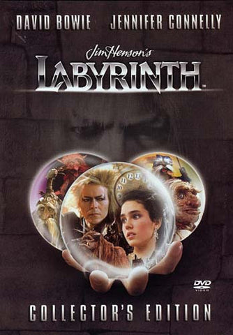 Jim Henson's Labyrinth (Collector's Edition) (Boxset) DVD Movie