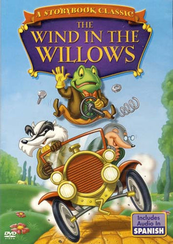 Wind in the willows, The (A Storybook Classic - Slip Case) DVD Movie