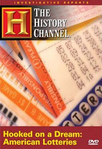 Hooked on a Dream: America's Lotteries - Investigative Reports (History Channel) DVD Movie