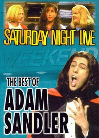 Saturday Night Live - The Best of Adam Sandler DVD Movie