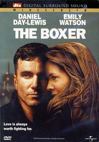 The Boxer (Widescreen) DVD Movie