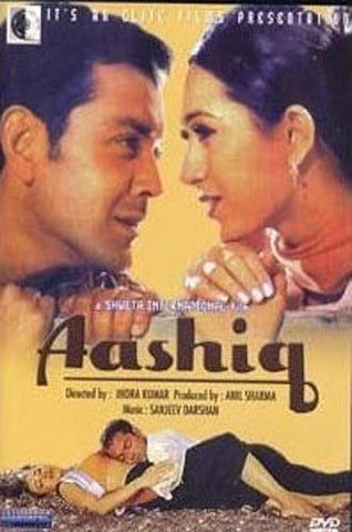 Aashiq (Original Hindi Movie) DVD Movie