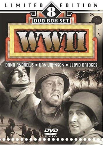 WWII (World War 2) (Limited edition) (Boxset) DVD Movie