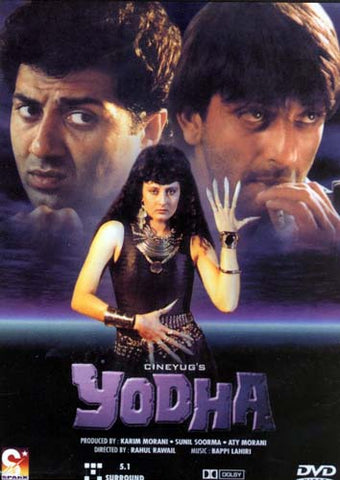 Yodha (Original Hindi Movie) DVD Movie