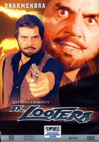 Ek Lootera (Original Hindi Movie) DVD Movie