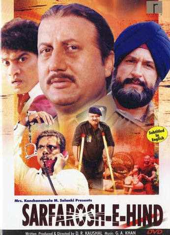 Sarfarosh-e-hind DVD Movie