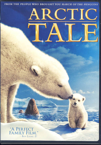 Arctic Tale (Bilingual) DVD Movie