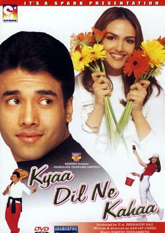 Kyaa Dil Ne Kahaa DVD Movie