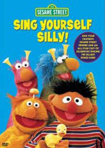 Sing Yourself Silly! - Sesame Street DVD Movie