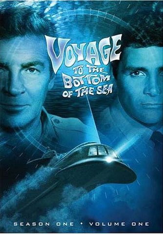 Voyage to the Bottom of the Sea: Season One, Vol. One (Boxset) DVD Movie
