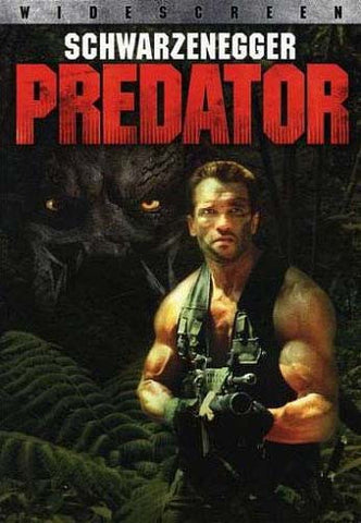 Predator (Bilingual) (widescreen) DVD Movie