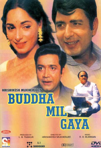 Buddha Mil Gaya (Original Hindi Movie) DVD Movie