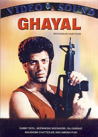 Ghayal (Original Hindi Movie) DVD Movie