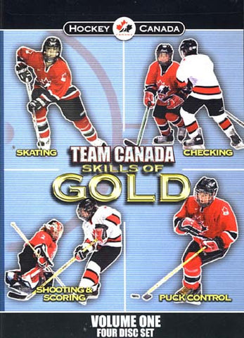 Team Canada Skills of Gold - Vol. 1 (Boxset) DVD Movie