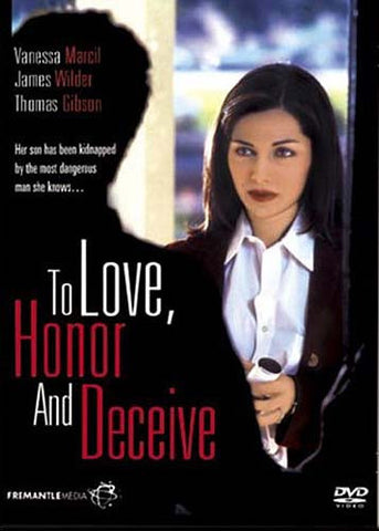 To Love Honor and Deceive DVD Movie