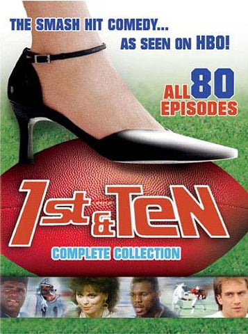 1st and Ten - Complete Collection Season 1-6 (Boxset) DVD Movie